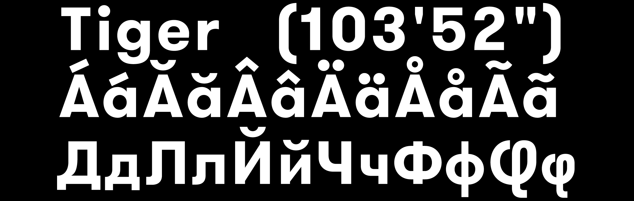 GT Walsheim Font Family • Supports Latin and Cyrillic Languages